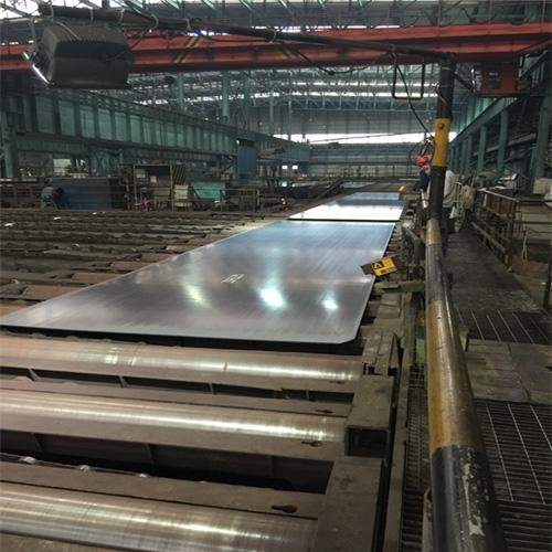 titanium plate - Grade 2, hot rolled, thickness 10.0mm