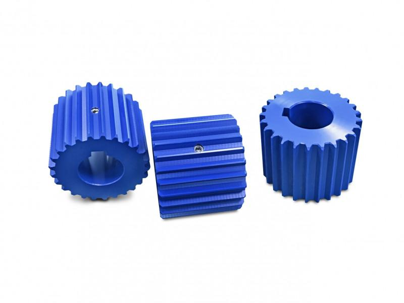 Conveyor components: Drive components - Precision machined drive components to fit your exact belt