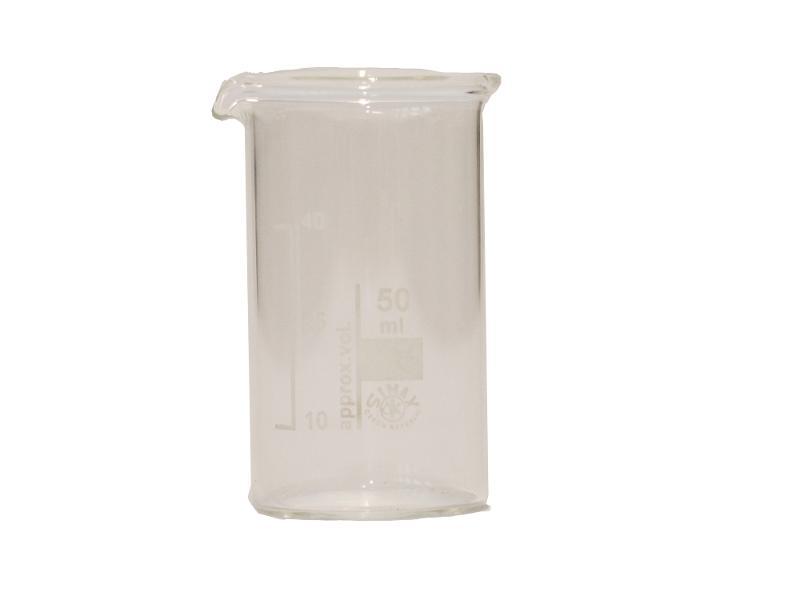 Becherglas 50ml - Zubehör