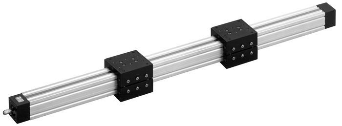 Linear units with spindle drive - The right linear unit, quickly and easily