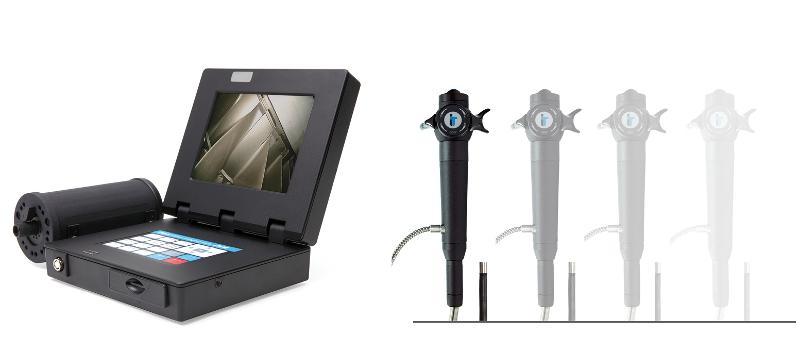 iTool DVR modulares Videoendoskop System
