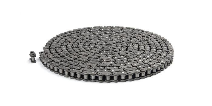 Conveyor and drive chains, KET-XX B-1-L5000 - Tailor-made conveyor and drive chains to match your transport rollers