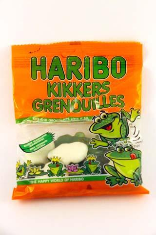 Haribo Frogs -