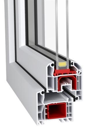 Id 4000 (Fenster PVC Aluplast)