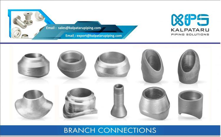 Stainless Steel Flangeolet - Stainless Steel Flangeolet