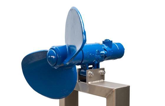 Slurry mixer HP 10/45/65 - Mixers