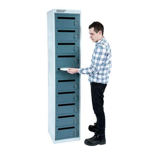 Staff Lockers - Metal Lockers