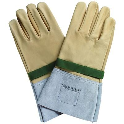 Safety Leather Gloves  -