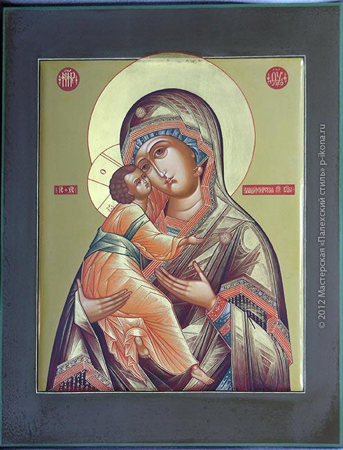 Theotokos from Vladimir - null