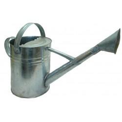 Arrosoir rond zinc lourd 8 litres 10 litres - Extérieur