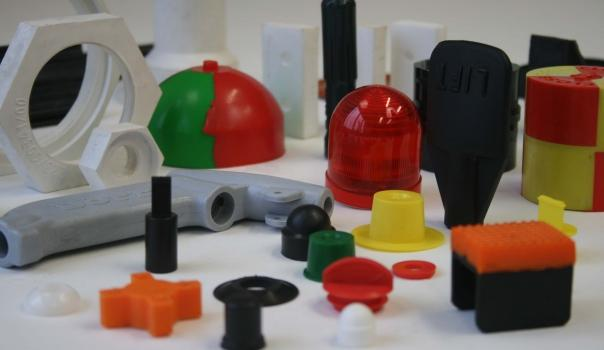 Plastic moldings -