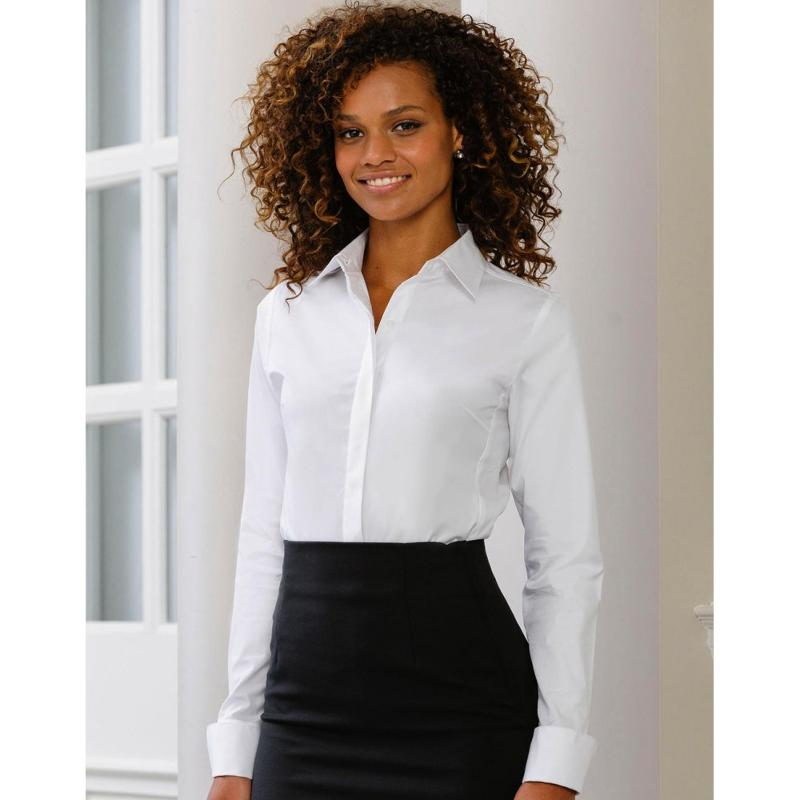 Chemise femme Stretch Ultimate S-L - Femme