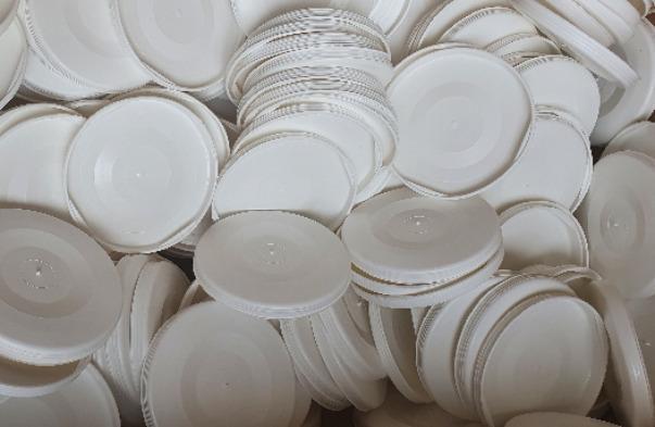 Plastmasas uzmavas -