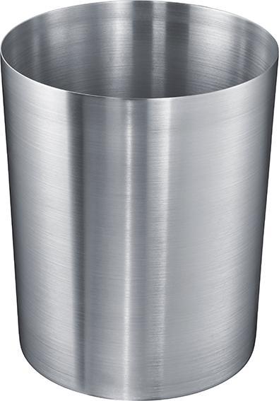 Z12252 - Sicherheitspapierkorb 20L aus Aluminium, feuerfest - Aluminium