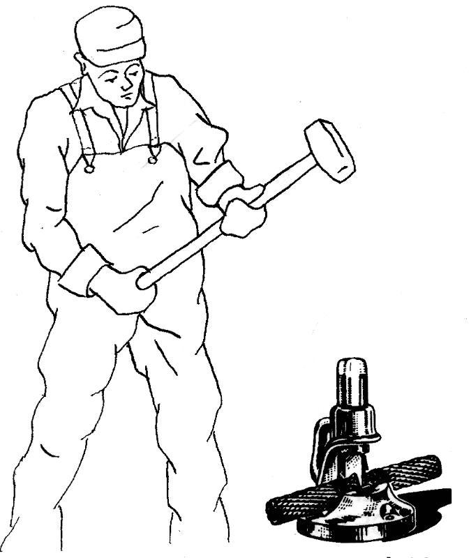 Pinces à sertir et coupe-câbles - Pince coupe-câbles IRON GRIP 2 (jusqu'à 28 mm de diam.)