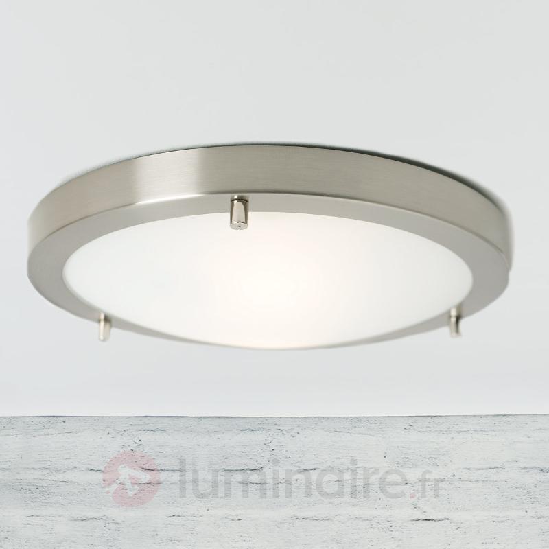 Ancona Maxi - plafonnier LED avec protection IP43 - Plafonniers LED