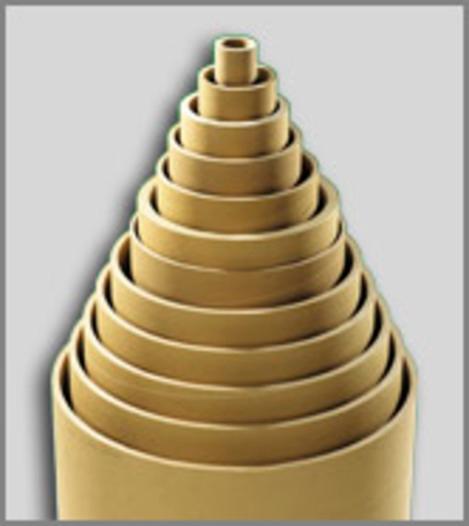 Hartpapierrohre spiral gewickelt - null