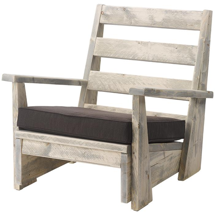 Timber Lounge 3 - Timber furniture