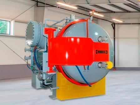 Vacuum furnaces -