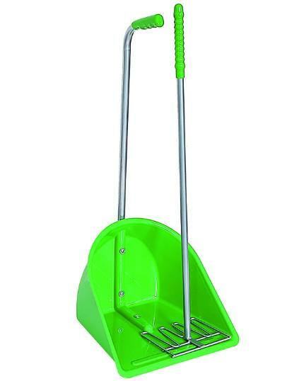 horse/cattle/sheep/goat/animal farm manure dustpan set - farm cleaning fence manure dustpan without adjustment buttons and fixed buckles