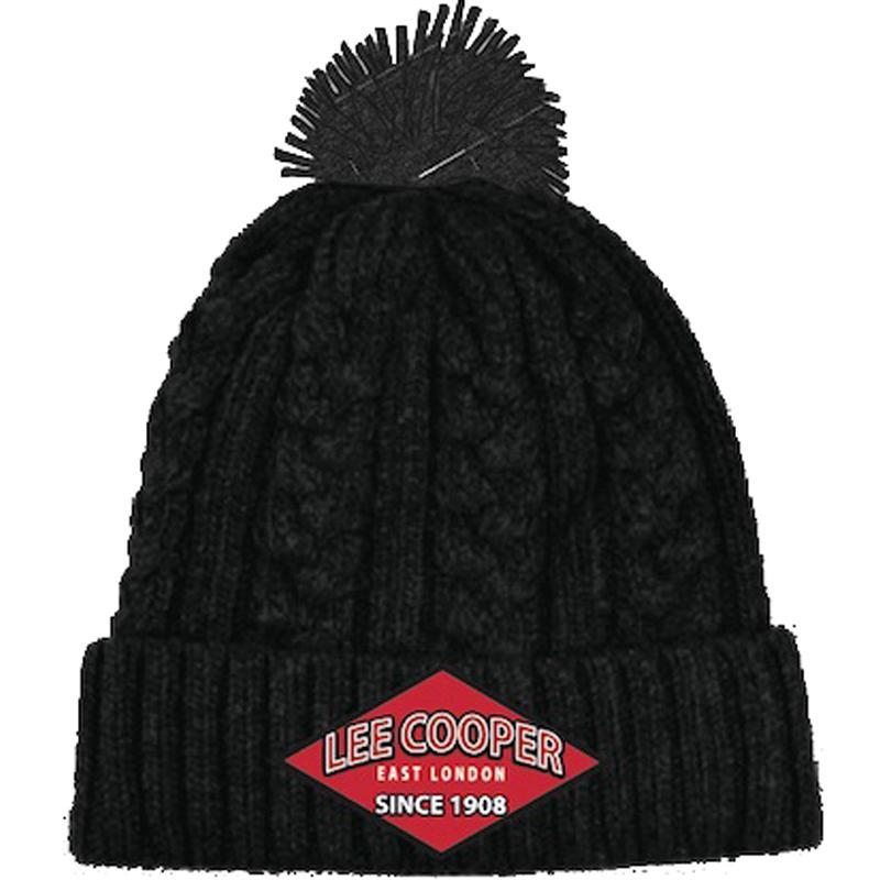 Fabricant de Bonnet pompon garcon Lee Cooper - Bonnet Gant Echarpe