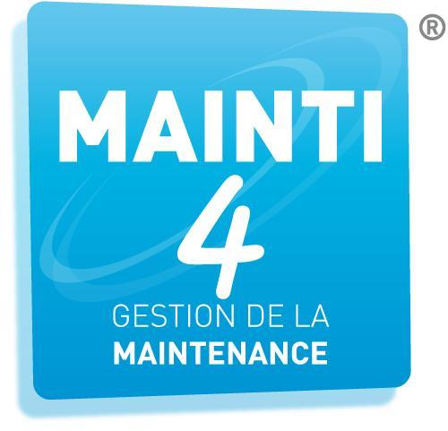 MAINTI 4 - Gestion de la Maintenance Assistée par Ordinateur (GMAO)