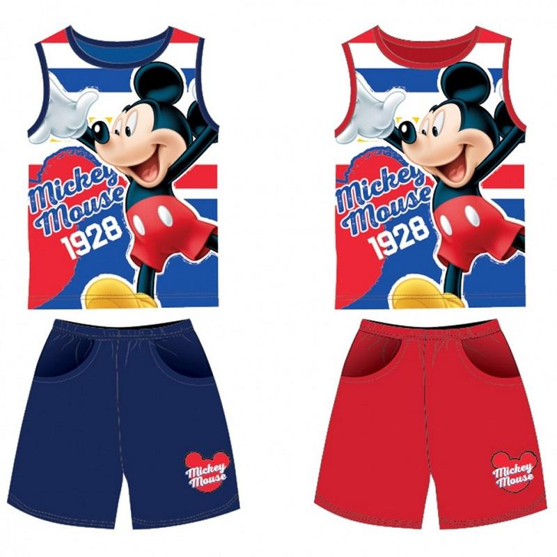 Wholesaler set of clothes kids Mickey Mouse - Summer Set