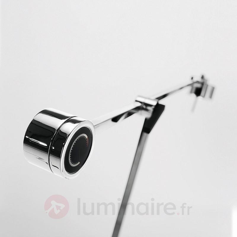 Lampe à poser chromée AX20 à variateur d'intensité - Lampes de bureau