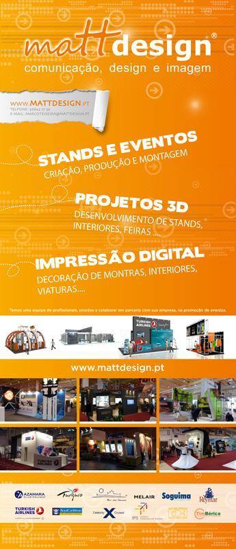 apresentação mattdesign - roll up mattdesign