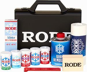 KIT BOX NORDIC 2 - Ski wax - Kits
