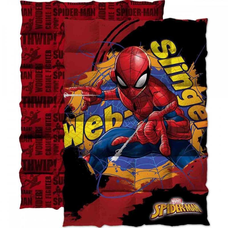 3x Couettes Spiderman 140x200 - Linge de maison