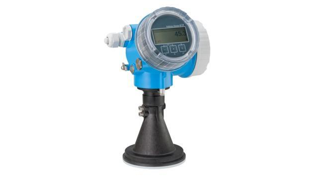 mesure detection niveau - time of flight radar FMR50