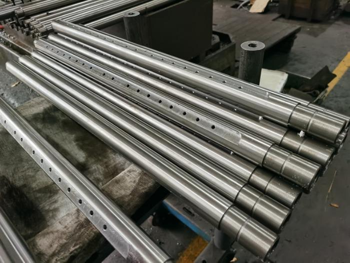 Long Size Steel Machined Parts - China Ming Xiao Mfg Custom Long Size Steel Machined Parts,Long SizeTurned Parts