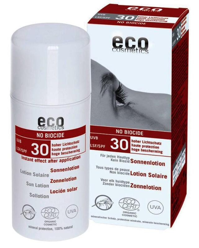 ECO Sonnenlotion LSF 30 NO BIOCIDE 100ml - null