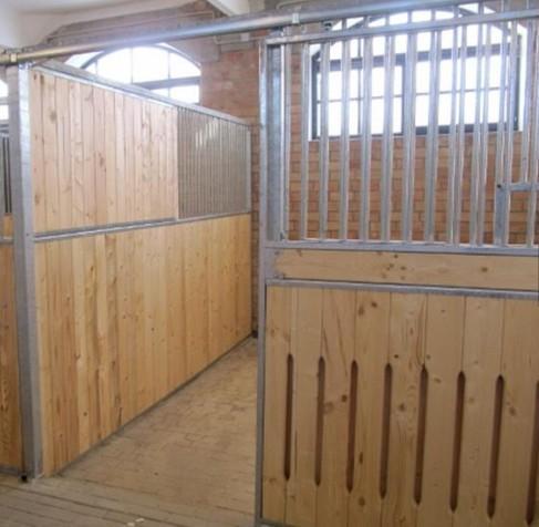 Horse Barns/Stall/Stable - European Internal Portable Horse Stall Panels