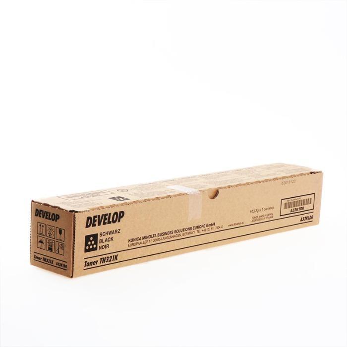 Original Toner Cartridge from Develop - Toner Cartridge A33K1D0 standard capacity
