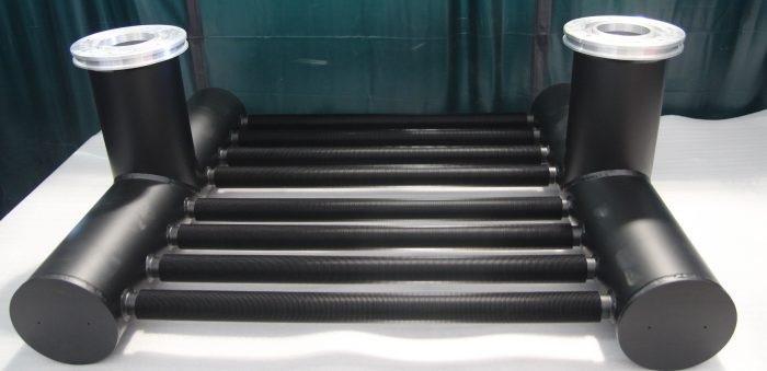 Stahlkonstruktionen für den Energiesektor - ISO 3834-2, DIN 15085