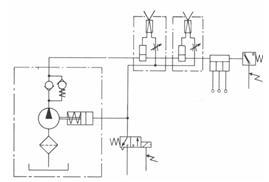 Volumetrische dosering voor centraalsmering met vet - null