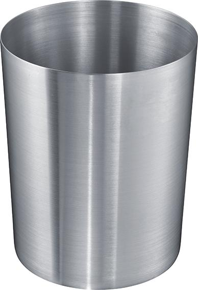 Z12152 - Sicherheitspapierkorb 13L aus Aluminium, feuerfest - Aluminium