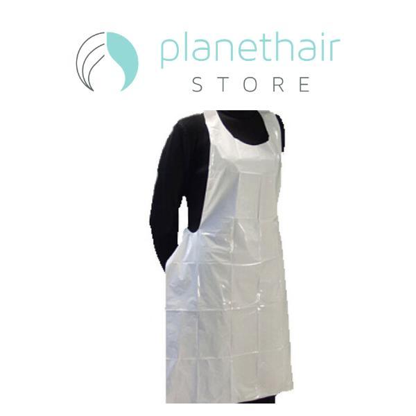 Delantal Desechable Polietileno Planethair Store - null