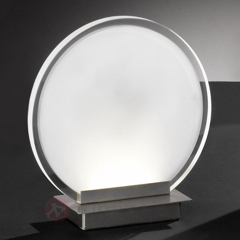 Lampe à poser LED ronde Forma - Lampes à poser LED