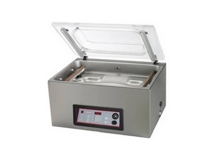 Machine sous vide de table : SV 420 DUO - Machines sous vide