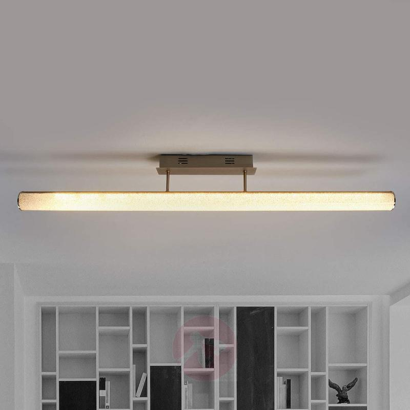 Cedric - tube-shaped LED ceiling light - Ceiling Lights