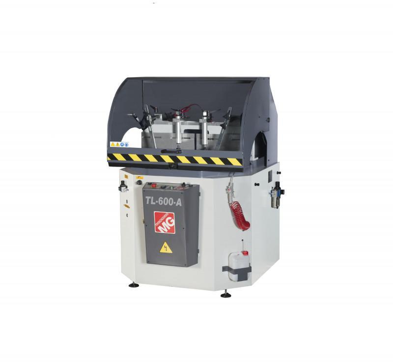TL-600-A – Aluminiumkreissäge - TL-600-A – Halbautomatische Aluminiumkreissäge