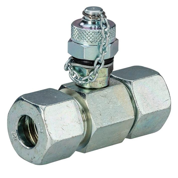 Measurement and Accessories - Gas measuring valve GMV
