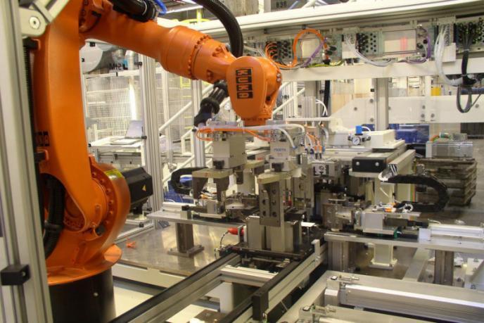 Montageanlagen, Montagesysteme und Montageautomation - Automatisierte Montageanlagen und Systeme