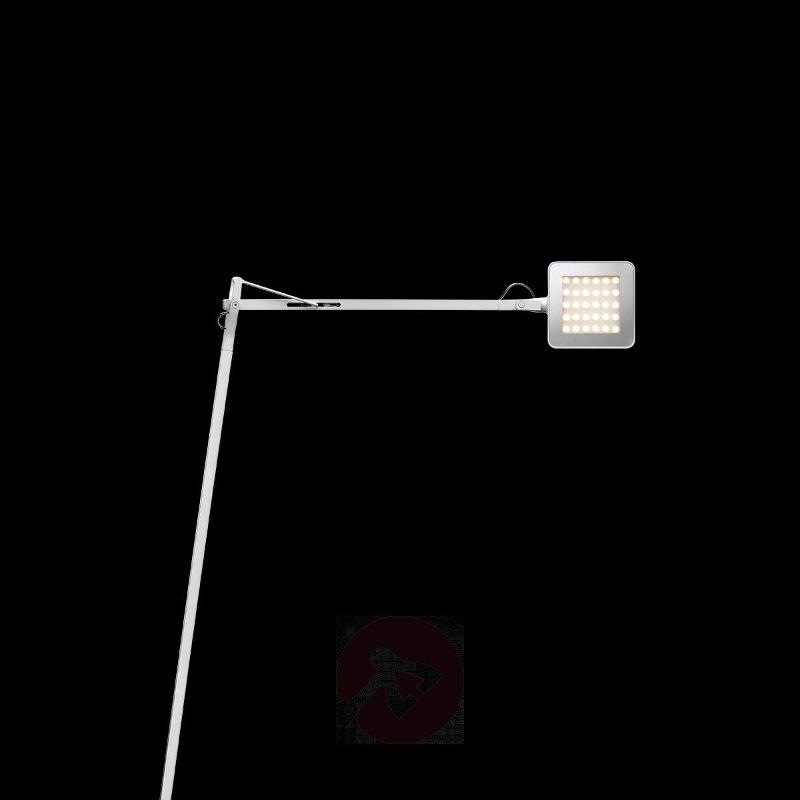 Designer floor lamp KELVIN LED, white - Floor Lamps