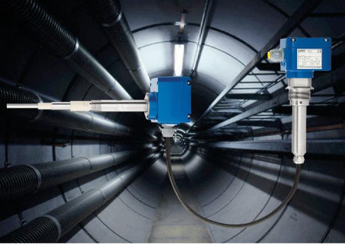 Capteur capacitif RFnivo® RF3000 - Pour la mesure de niveau - Détecteur de plein, de besoin et de vide