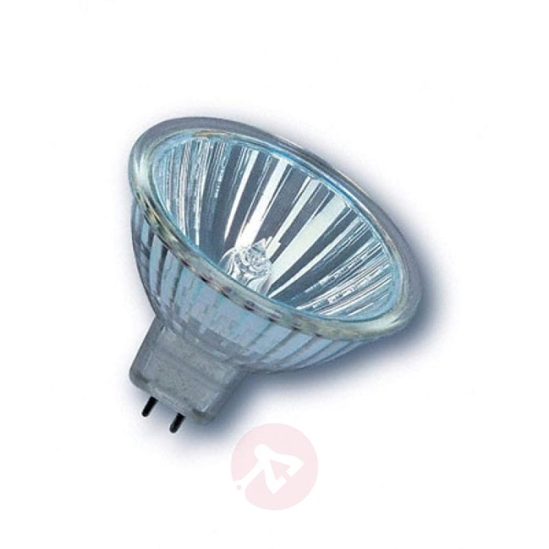 GU5.3 MR16 halogen bulb Decostar 51 Titan 20W 36° - light-bulbs