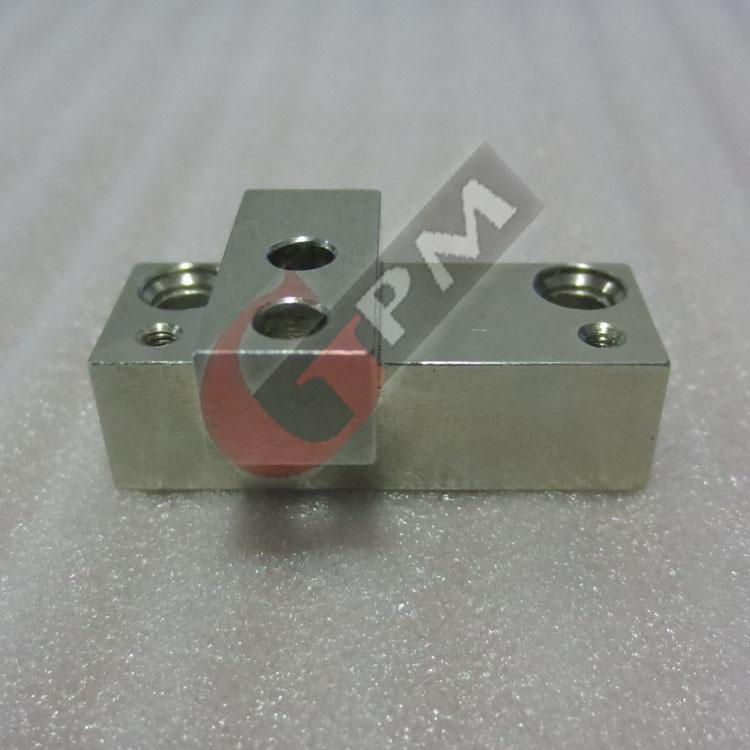 stainless steel machined parts - customized stainless steel machined parts